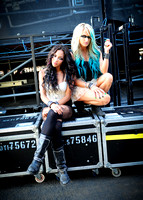Carla & Heidi of Butcher Babies